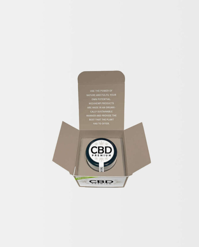Medihemp – Organic CBD Crystals Premium 1g
