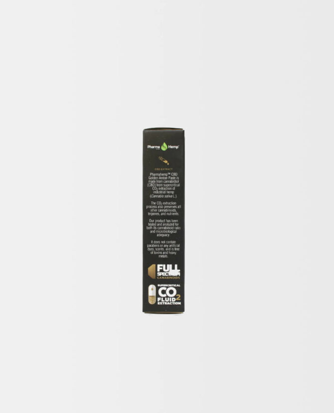 Pharmahemp - CBD Golden Amber Extrakt