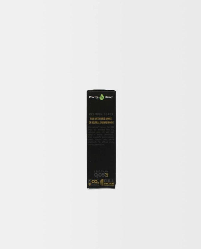 Pharmahemp - CBD Tropfen Premium Black