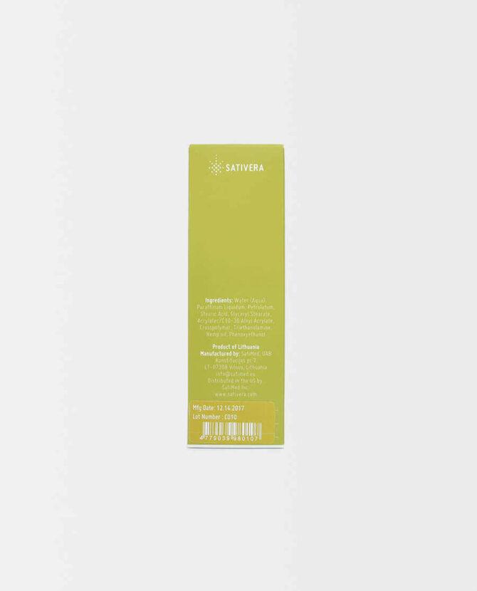 SatiVera - Körper Creme