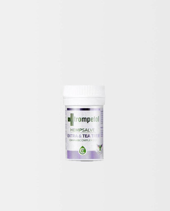 Trompetol - Hanfsalbe Extra mit Teebaumöl