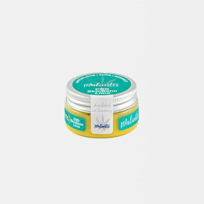 Malantis - CBD SkinBalm Lime