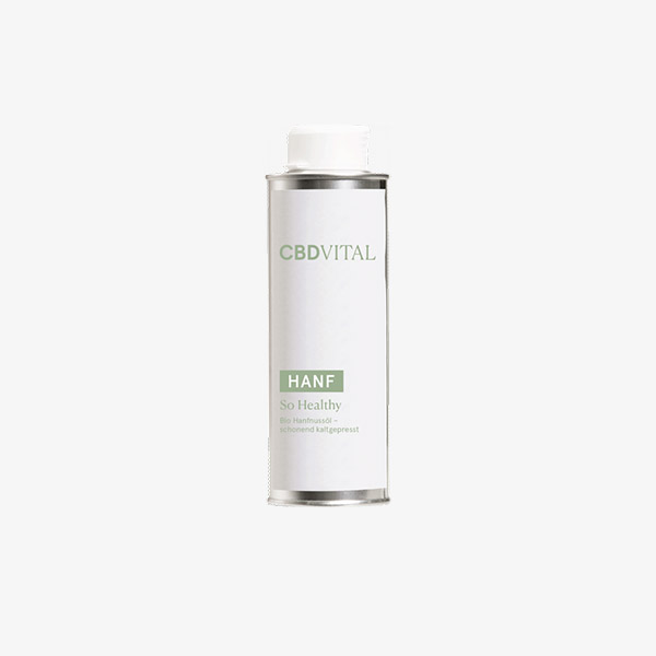 CBD Vital - Hanföl - so healthy