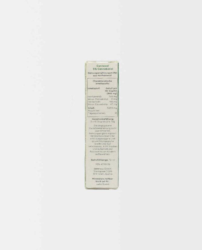 cannhelp - Cannexol Nahrungsergänzung