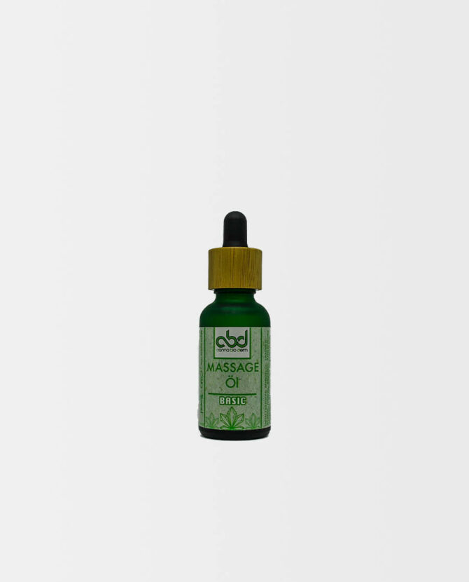 Cannabioderm - Massageöl