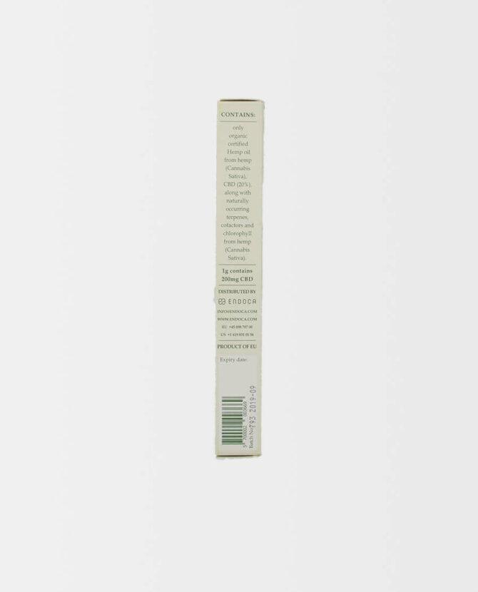 Endoca - CBD Extrakt (decarboxyliert)