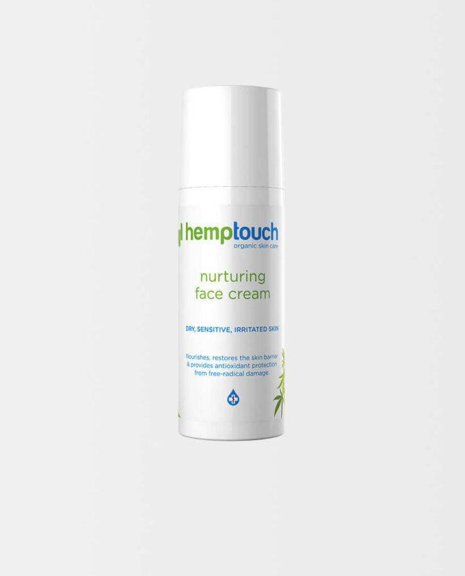Hemptouch - Nährende CBD Gesichtscreme