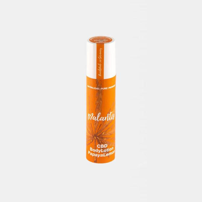 Malantis – CBD BodyLotion Papaya Lemon