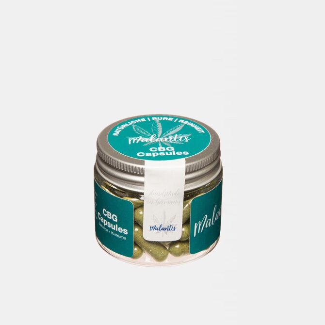 Malantis – CBG – Chlorella – Brokkoli Kapseln