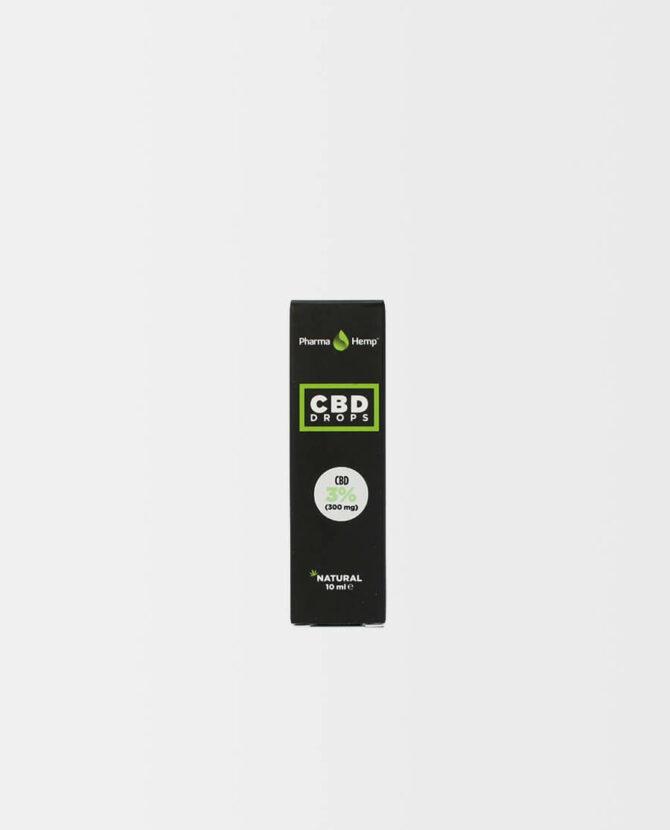Pharmahemp - CBD Tropfen