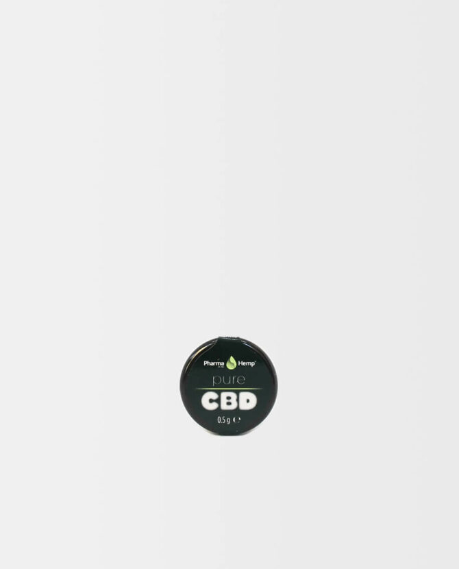 Pharmahemp - CBD Kristalle