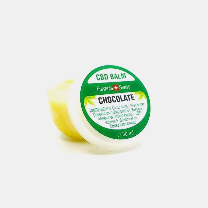 Formula Swiss - CBD Balsam Schokolade