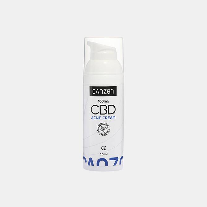 Canzon - CBD Akne Creme