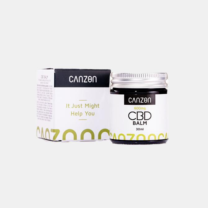 Canzon - CBD Balsam