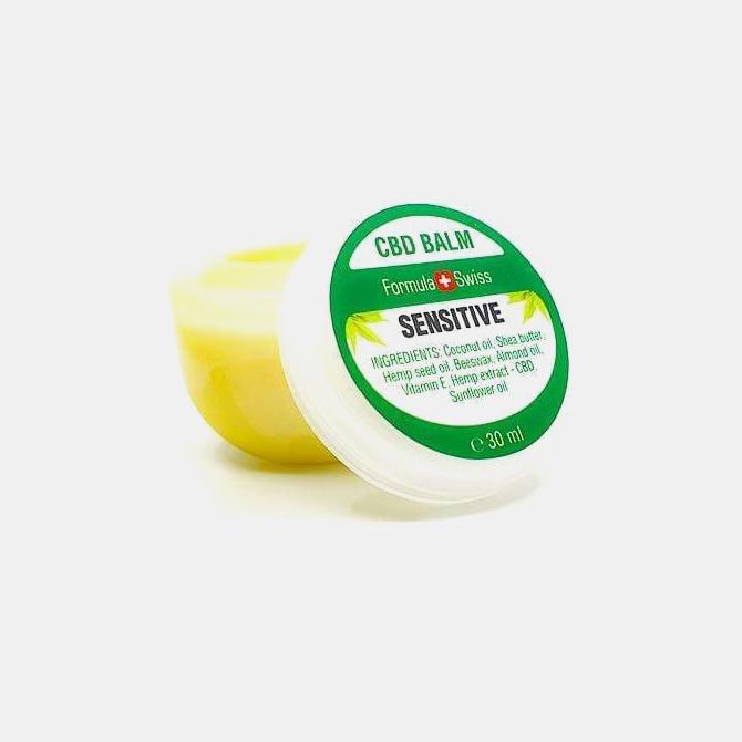 Formula Swiss - CBD Balsam Sensitiv