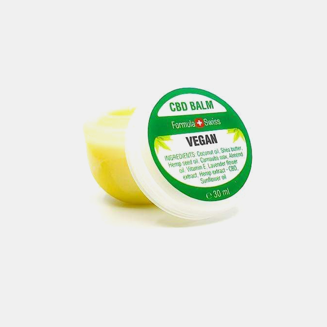 Formula Swiss - CBD Balsam Vegan