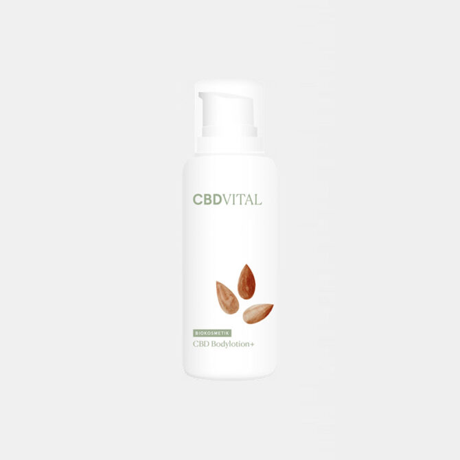 CBD Vital - CBD Bodylotion plus