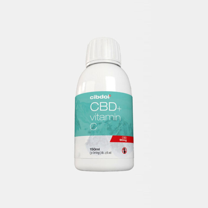 Cibdol - Liposomales Vitamin C mit CBD