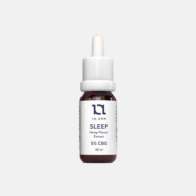 1A - SLEEP CBG Öl 5 Prozent
