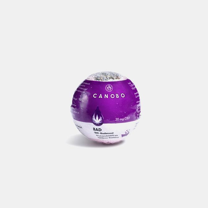 Canobo - Badekugel mit CBD
