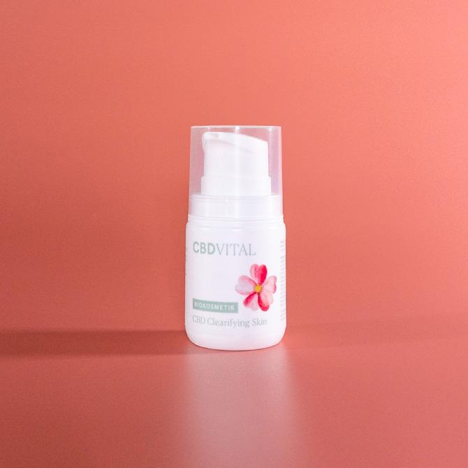 CBD Vital - CBD Clearifying Skin