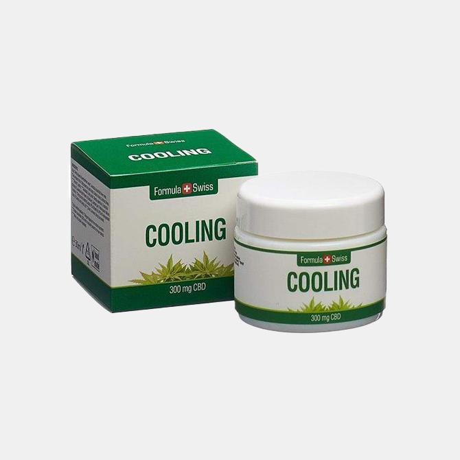 Formula Swiss - CBD Cooling Creme