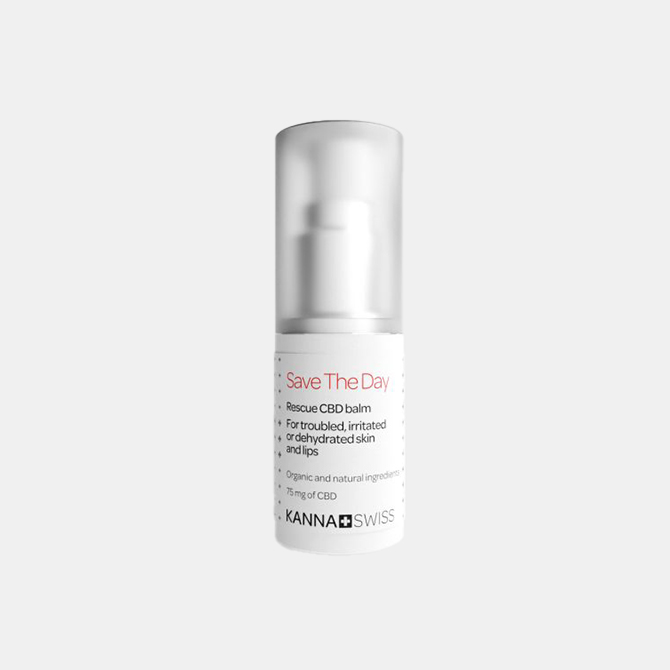 KannaSwiss - Save The Day Rescue Balm