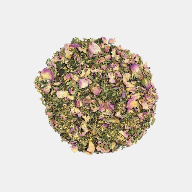 cannamigo - LA ROSA - Der Rosen Tee