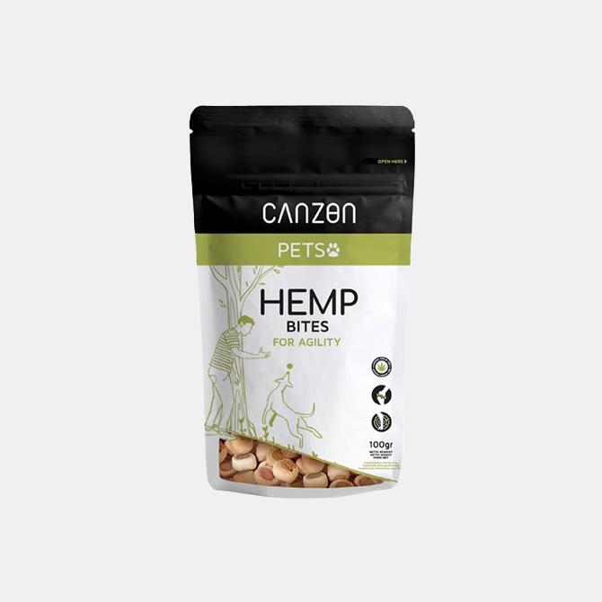Canzon - Hemp Bites