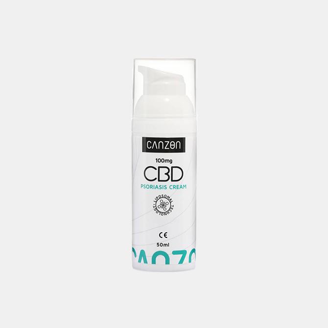 Canzon - CBD Psoriasis Creme