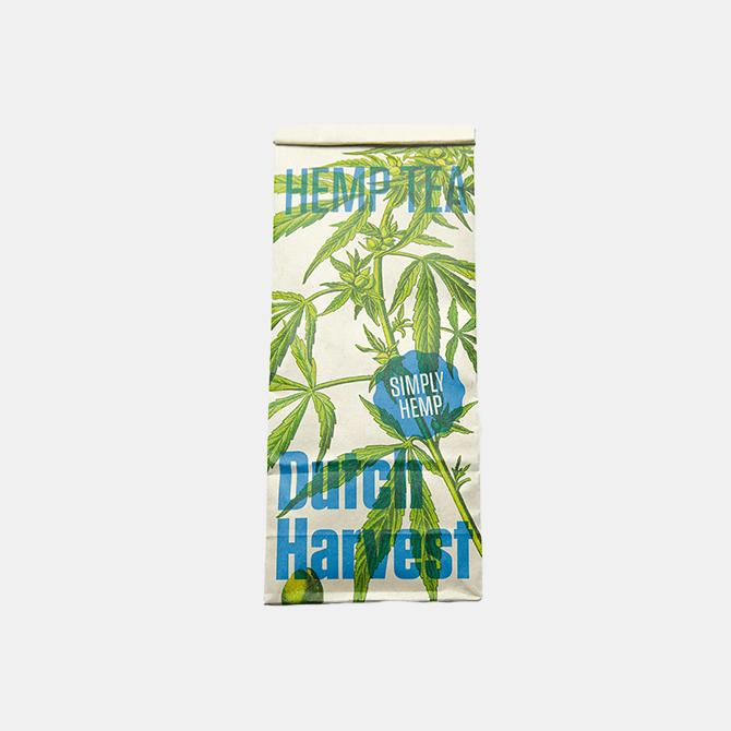 Dutch Harvest - Milder Hanftee Simply Hemp
