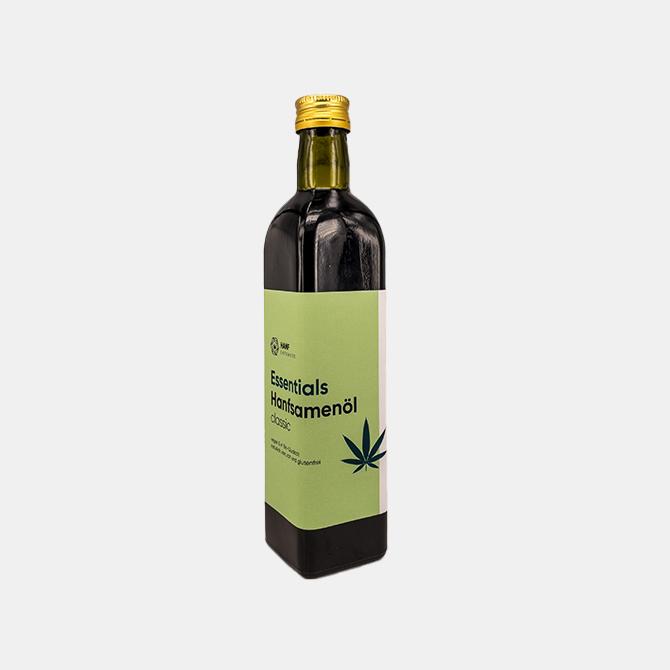 Hanf Extrakte - Essentials Hanfsamenöl