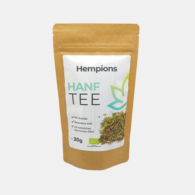 Hempions - Bio Hanftee