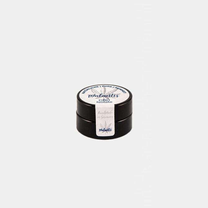 Malantis - CBD Isolate – 99 Prozent Kristalle