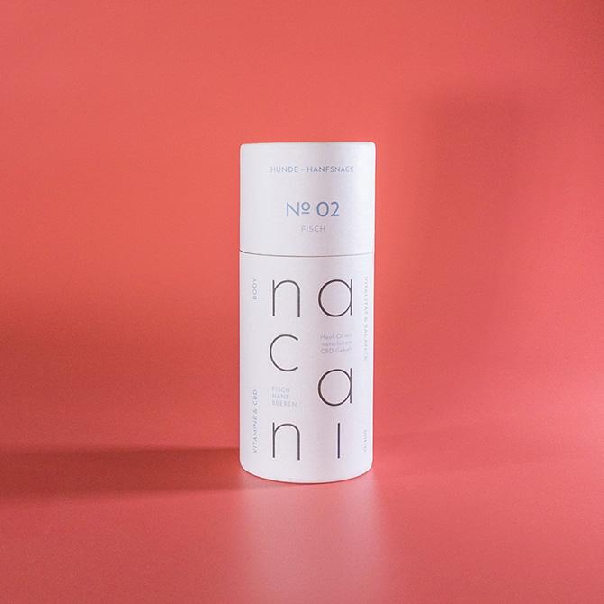 Nacani - Hanf-Snack für Hunde
