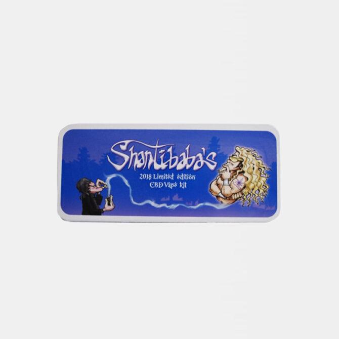 Shifa-Shop - Shantibaba's CBD Vape Kit