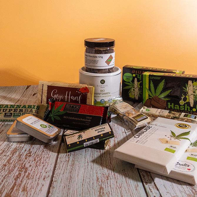 hempsaver - Snack Box