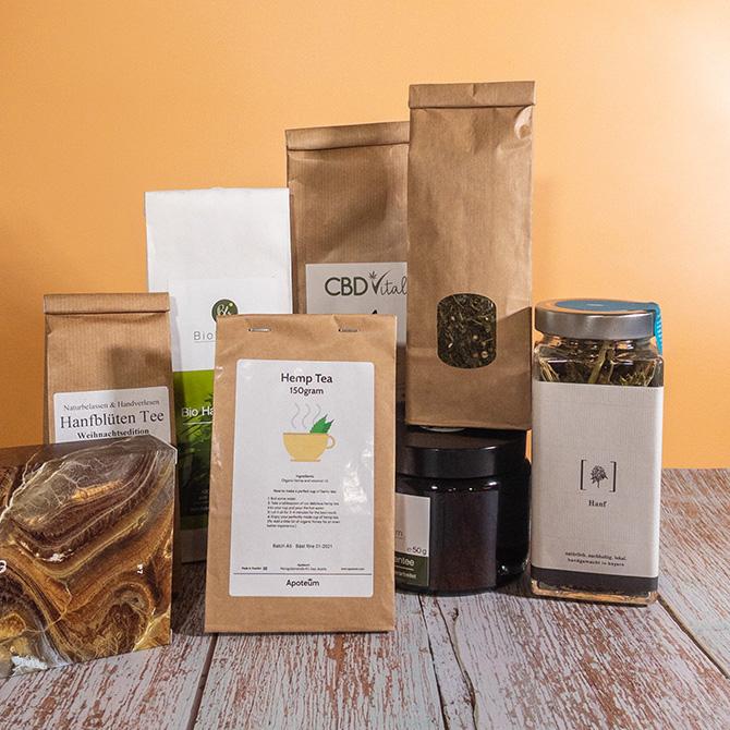 hempsaver - Tea Box